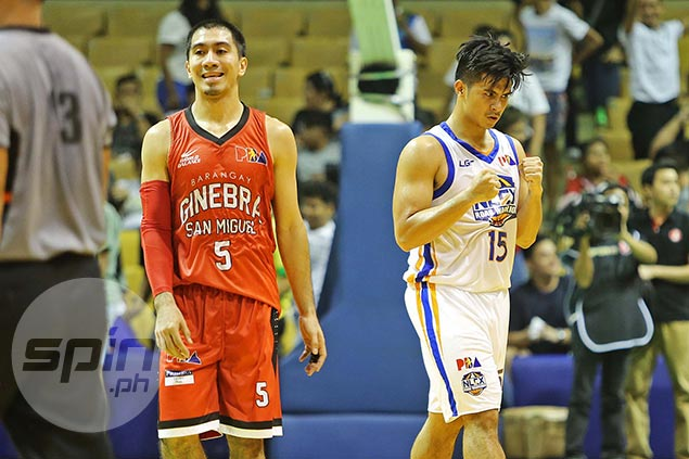 Kiefer Ravena insists jeers from Ginebra crowd not a factor behind shooting struggles