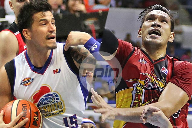 Pingris on Antipolo clash between Magnolia, SMB: 'Championship. Game One yan'
