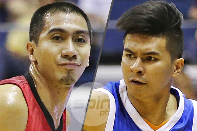 Kiefer Ravena continues education, this time from LA Tenorio in Ginebra-NLEX duel