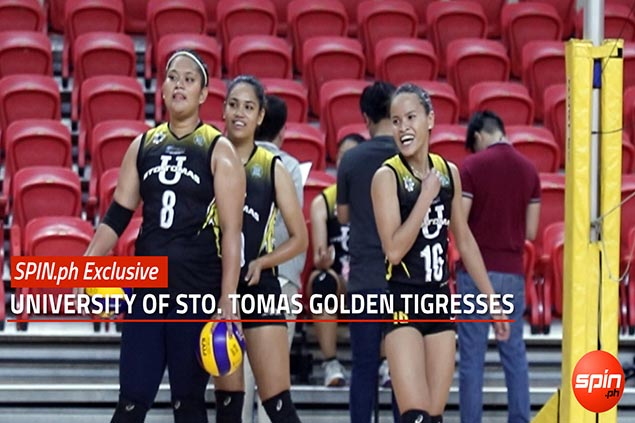 UAAP Preview: UST Tigresses raring to show fighting form despite stacked odds