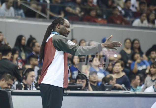 Coach Godfrey Okumu expected a quick win but still pleased as UP survives five-set scare