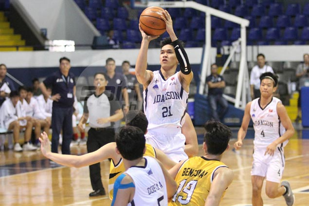 Adamson beats slumping UST to gain share of fourth spot in UAAP Juniors