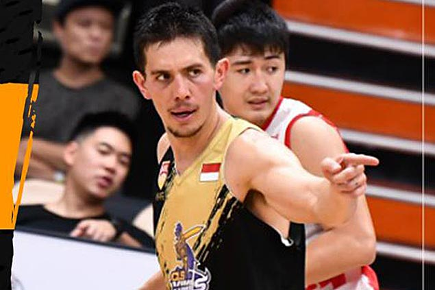 Former PBA player Keith Jensen resurfaces in ABL, leads Indonesia to win over Malaysia