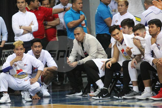 Paul Lee still out as Magnolia battles SMB but expected to return in match against Rain or Shine
