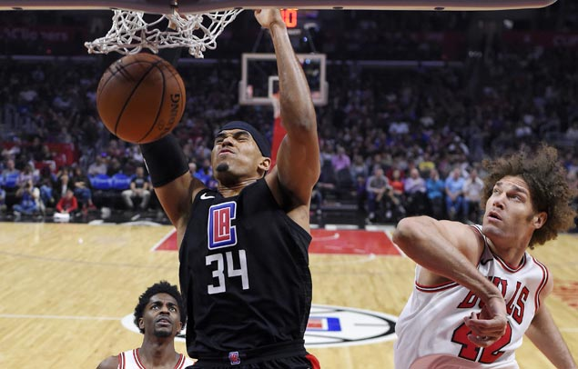 New guy Tobias Harris shows way as Clippers defeat Bulls