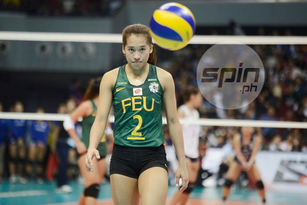 FEU star Bernadeth Pons earns back-to-back Player of the Week citations