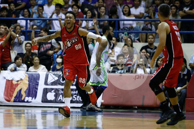 Alaska outduels GlobalPort in overtime scrap to extend win run to six games