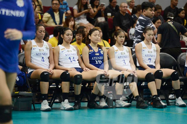 Madayag says new-look Lady Eagles still learning to play as a team