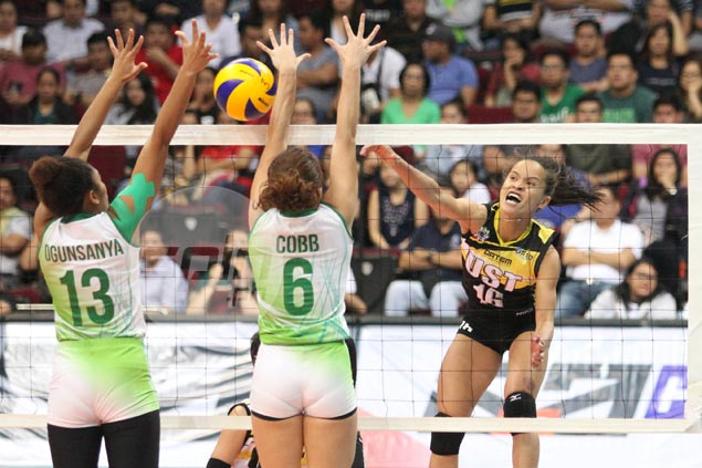 'Halimaw' Sisi Rondina is one of a kind, says La Salle coach Ramil de Jesus
