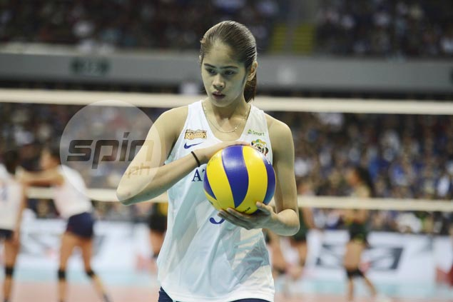 Setter Deanna Wong confident Lady Eagles can get it right the next time
