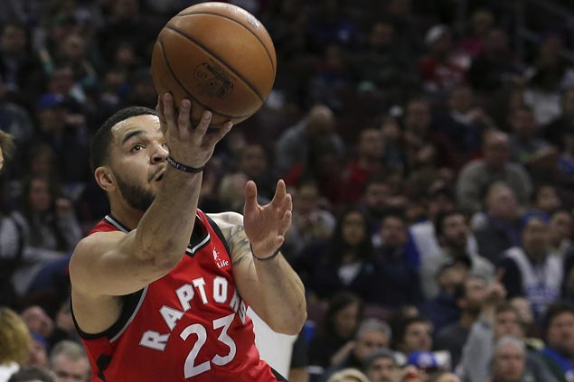 Fred VanVleet continues fine play as Raptors bench dominates slumping Grizzlies