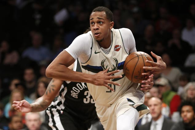 Bledsoe, Henson take charge as Giannis twists ankle and Bucks rip Nets