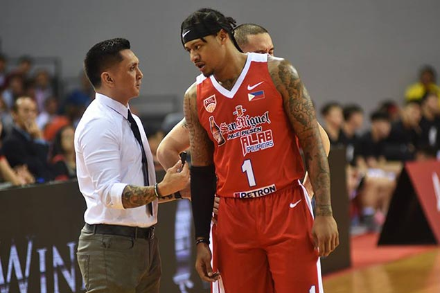 Parks, Alapag agree team chemistry forged on the road key to Alab resurgence