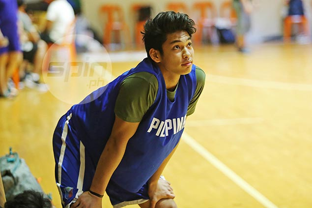 Ricci Rivero says no plan to move to another school after taking 'leave of absence'