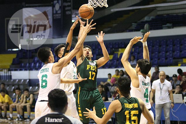 RJ Abarrientos joins Mapua Red Robins, but vows to return to FEU in college