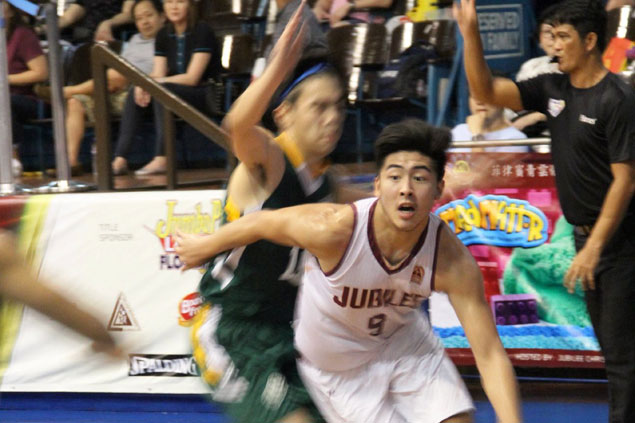Saint Jude one win away from PCYAA ellims sweep after rout of Jubilee Christian