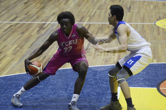 Rod Ebondo has 20-20 game as Scorpions rout Revellers for second straight win