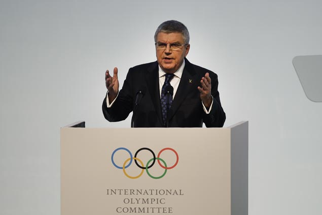 IOC rejects request for Pyeongchang Games slots for 15 reinstated Russian athletes