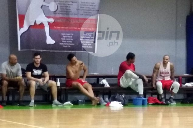 Joe Devance's return exactly what doctor ordered for slumping Ginebra