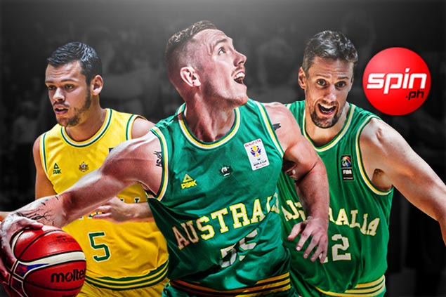 Australia parades tall, almost intact lineup in home qualifier against Gilas