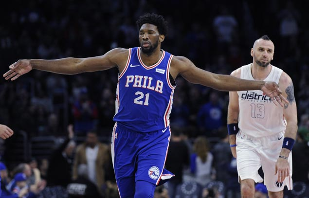 Celebration continues in Philadelphia as Sixers score wire