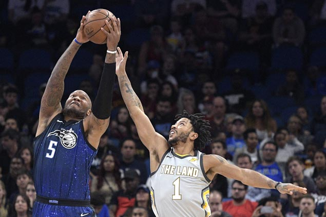 Magic hold Cavs to nine points in fourth quarter to post second straight win