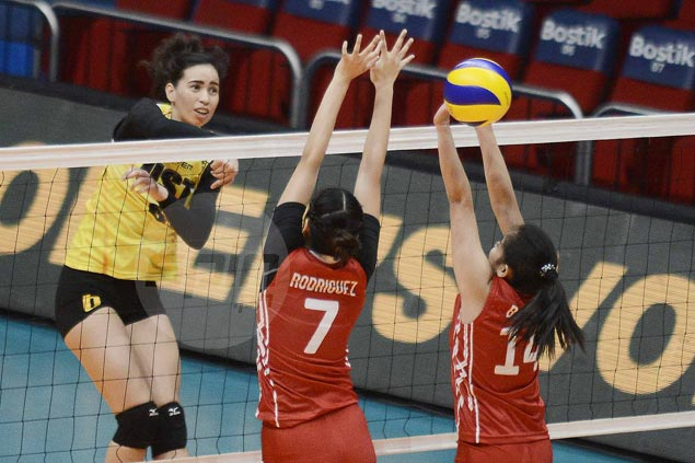 UST Tigresses score first win, send UE Lady Warriors to second straight loss