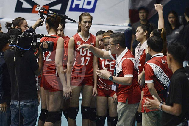 Francis Vicente rips Lady Warriors for lackluster showing against Tigresses