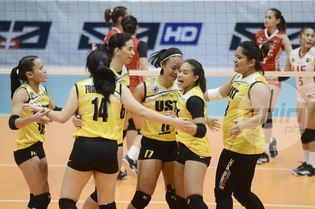 Sisi Rondina says Tigresses can do better after straight-sets win over Lady Warriors