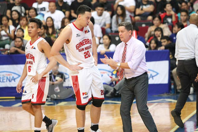 Cone says Caelan Tiongson, Lawrence Domingo capable of making an 'impact' in PBA