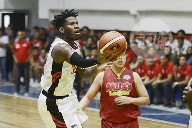 Zark's-Lyceum smothers listless Mila's Lechon for fifth win in a row