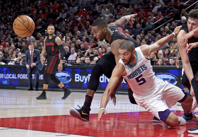 Blazers find tonic at home after winless road trip, overcome Hornets in overtime