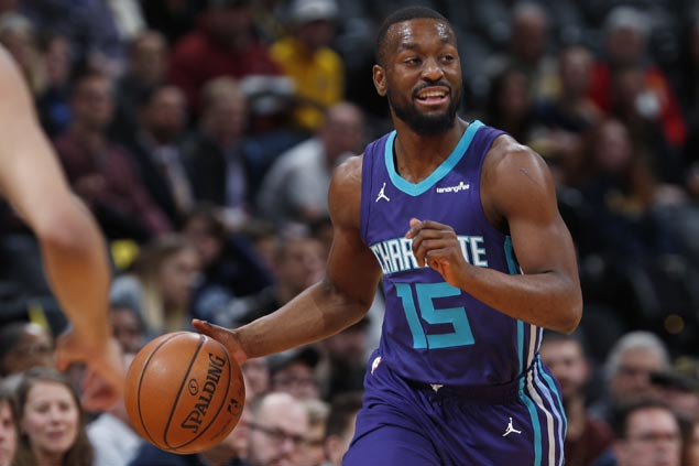 Kemba Walker tapped to replace Kristaps Porzingis on Team LeBron in All-Star Game