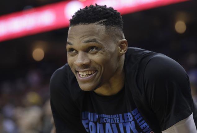 Westbrook, Carmelo out as Thunder play Lakers sans Jordan Clarkson