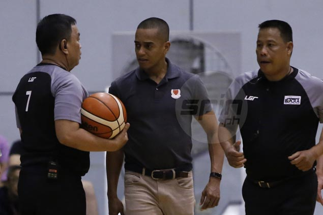 Lyceum coach Topex Robinson cries foul over UV's rough play: 'This is basketball, hindi MMA'
