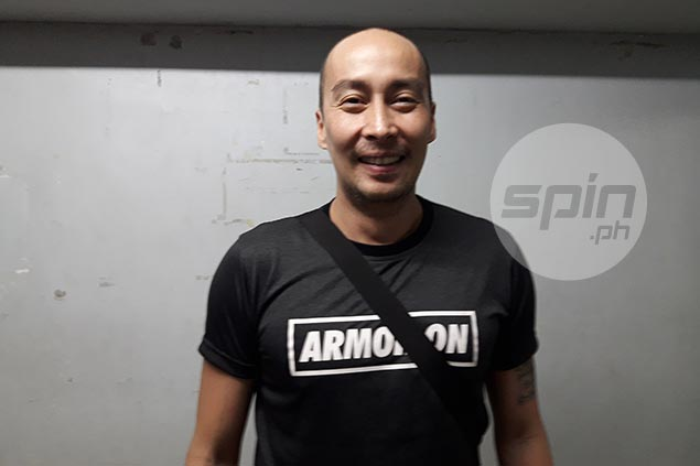 Ex-MBA, PBA cager Gherome Ejercito a proud dad as son Marcos hopes to make cut for San Beda