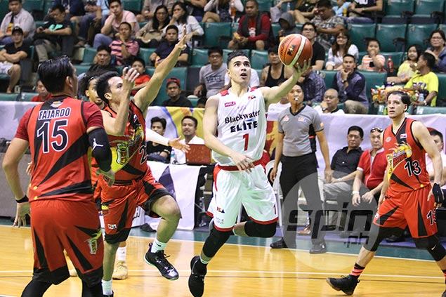 DiGregorio sizzles late as Blackwater claims biggest scalp yet with romp vs SMB