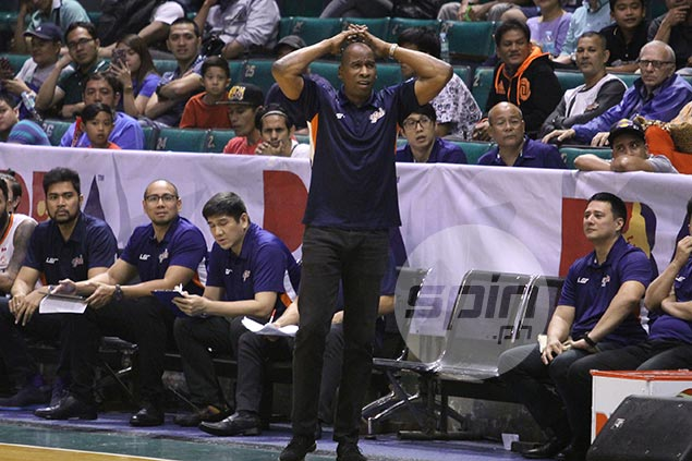Black hardly surprised as another former player in Ravena shines against him