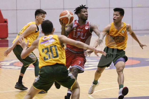 CJ Perez, Ralph Tansingco star as Lyceum defeats Naga College Foundation