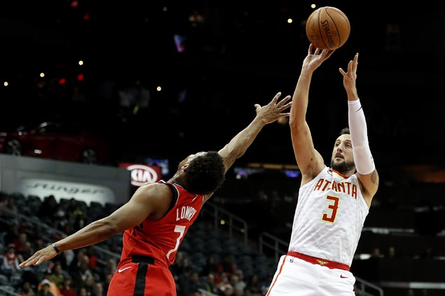 Sharpshooter Marco Belinelli a free agent after Hawks contract buyout