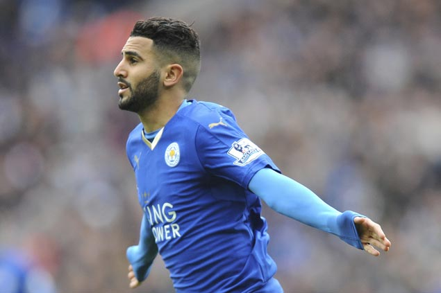 Riyad Mahrez rejoins Leicester after self-imposed exile following failed move to City