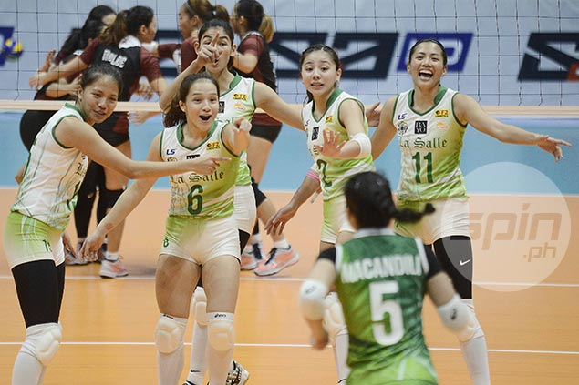 Michelle Cobb stars in thrilling finish as La Salle earns tough straight-sets win over UP