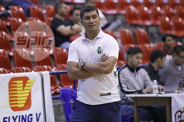 UV coach fires back on Topex rough play rant: 'They didn't want to be touched'