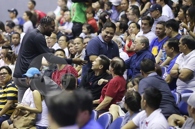 Blatche's early arrival augurs well for Gilas preparation for powerhouse Australia