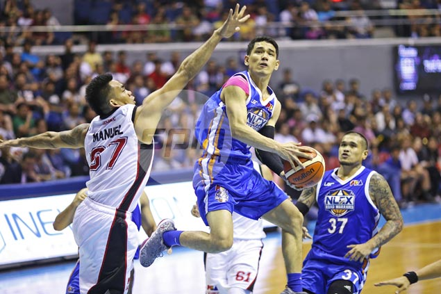 Guiao explains why he kept erratic Kevin Alas in game down to final buzzer
