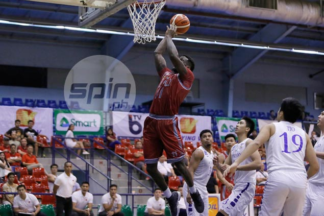 Fiery Lyceum Pirates send Ateneo crashing, arrange PCCL semis meeting with Stags
