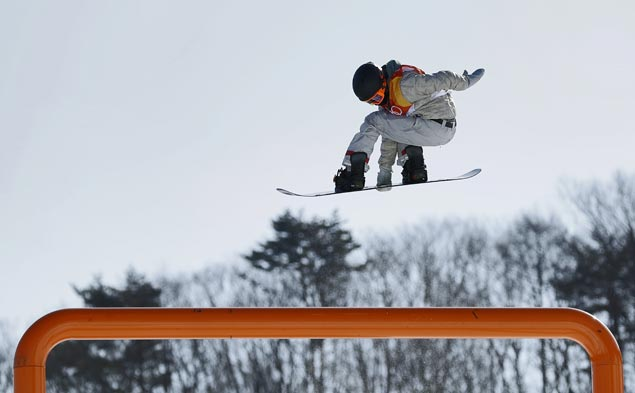 Teen star Red Gerard bags slopestyle gold to complete rise from backyard park to top of the world