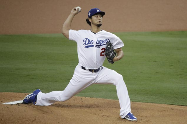 Yu Darvish agrees to $126 million six-year deal with Cubs, says source