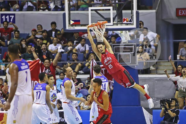 Ginebra gives playoff aspiration a big push with masterful win over TNT KaTropa