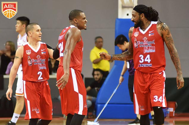 Balkman, Brownlee deliver monster numbers as Alab beat Knights on the road